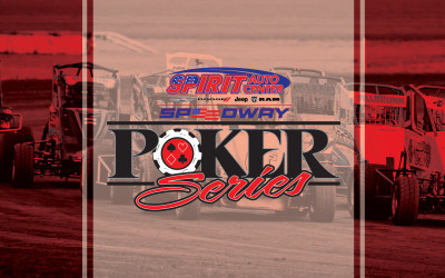 Spirit Auto Center Speedway Increases Poker Series Purses for Micros