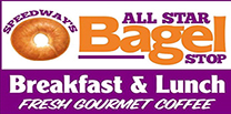 Speedway's All Star Bagel Shop